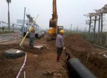 热力螺旋钢管工程