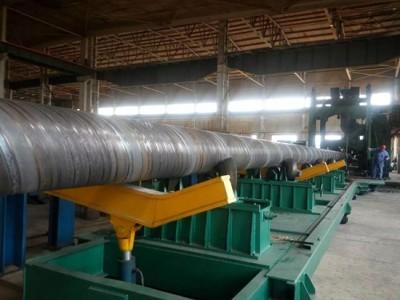 供水用螺旋钢管