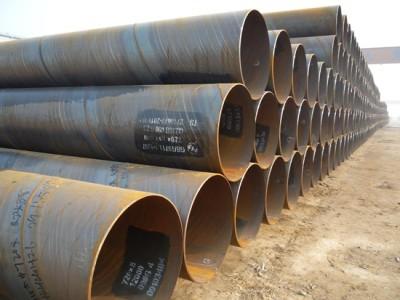 供排水用螺旋钢管