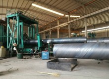 螺旋钢管机组